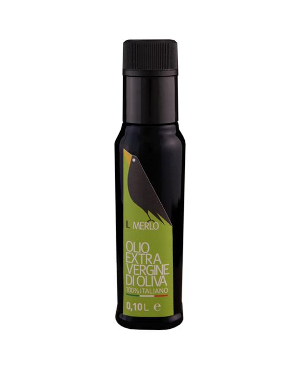 Bottiglia da 0,10L Il Merlo Olio Extra Vergine di Oliva
