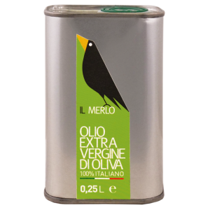 Latta 0,25L Il Merlo Olio Extra Vergine di Oliva