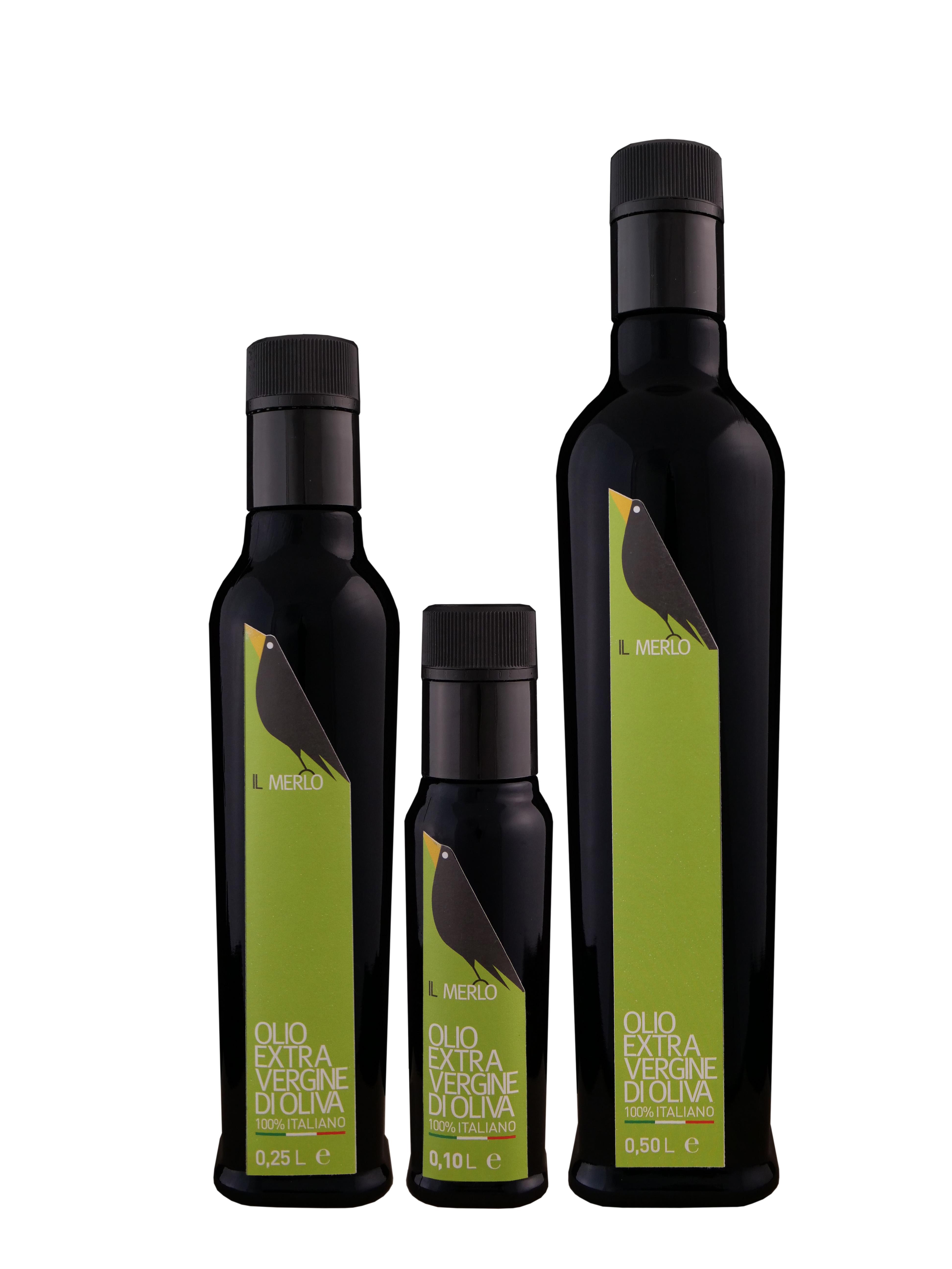 Tris Bottiglie Il Merlo